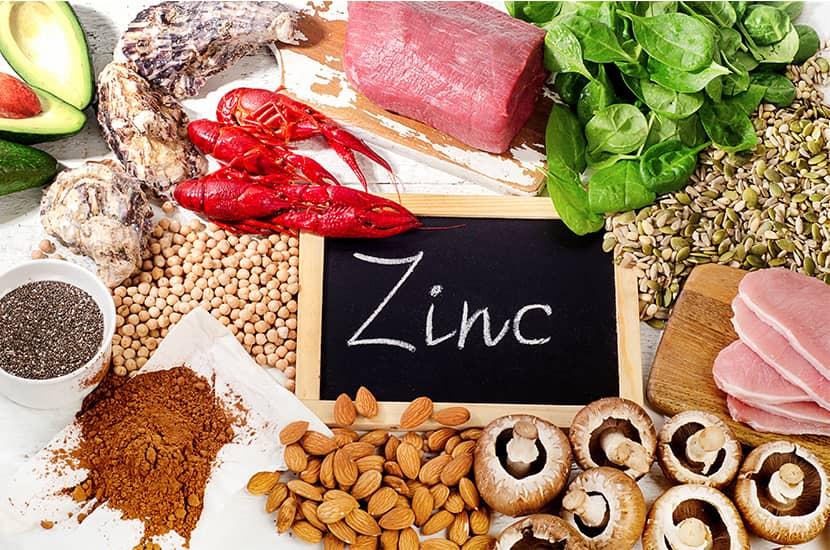 El zinc favorece la calidad de la esperma
