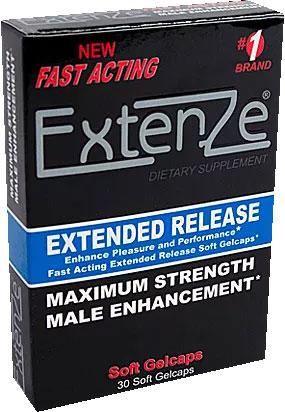 Extenze es un suplemento alimenticio a base de hierbas que estimulan la función sexual