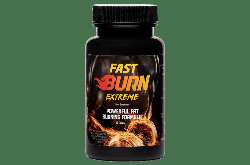 Fast Burn Extreme es un suplemento que puede favorecer la quema de grasa