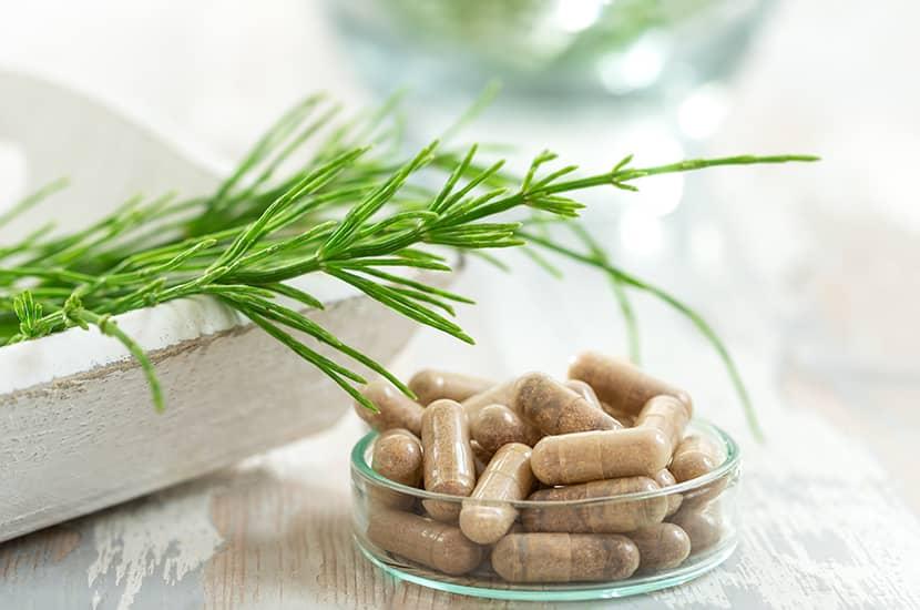 Ingredientes secundarios de Semenax