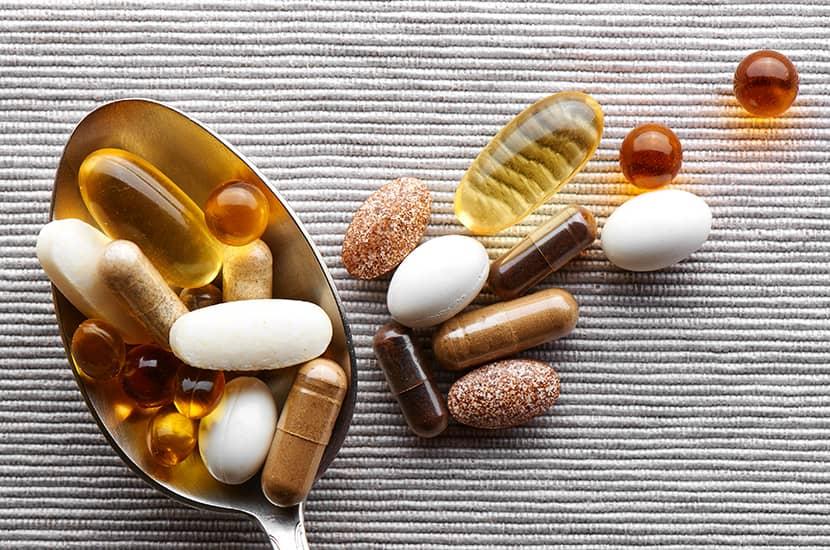En la composición de Nuviante figuran muchas vitaminas, minerales y aceites esenciales